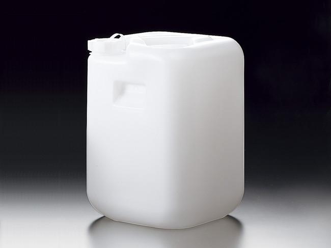 窄口正方形塑料罐