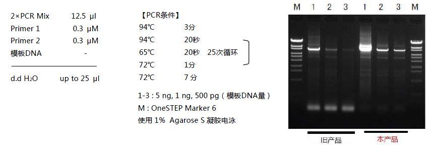 Hot-Start Gene RED PCR Mix