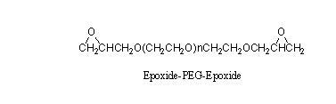 Laysan 环氧乙烷-聚乙二醇-环氧乙烷 Epoxide-PEG-Epoxide (EPOX-PEG-EPOX)