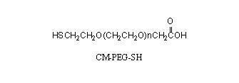 Laysan 羧甲基-PEG-巯基 Carboxymethyl-PEG-Thiol(CM-PEG-SH)