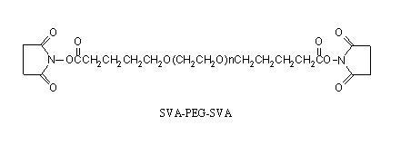 Laysan SVA-聚乙二醇-SVA SVA-PEG-SVA